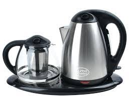 Best Electric Coffee Maker Built In Coffee Maker Bosch Dual Electric Tea Coffee Maker Set