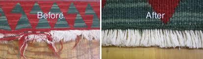 rug fringe repair in dallas fort worth tx