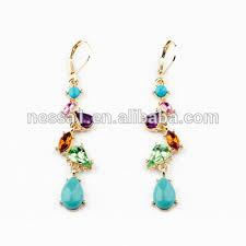 fashion earring italian jewelry brands whole sj 0014