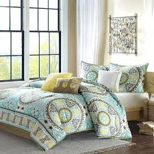 duvet cover set king blue and yellow toile duvet covers blue and yellow duvet set blue