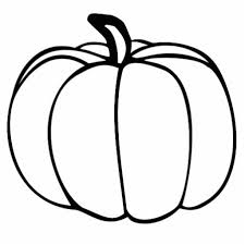 pumpkin drawing. 8 best images of pumpkin cutouts printable - cut out . drawing o