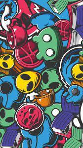 iPhone Graffiti Wallpapers - Wallpaper Cave