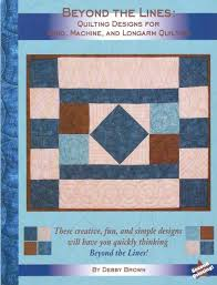 DVD Machine Quilting for Beginners – Handi Quilter Education & Book:Beyond the Lines Adamdwight.com