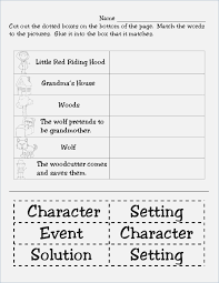 Elements Of Fiction Worksheet - Switchconf