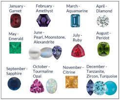 What Is The Birthstone Chart Birthstone Chart Tumblr