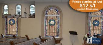 10 year warranty on our dazzling stained glass church window