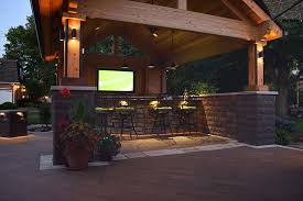 outdoor kitchen lighting. Outdoor Kitchen Lighting In Fishers