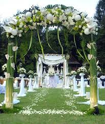 Home Wedding Decoration Ideas Modern With Photos Of Home Wedding ...