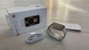 Huawei Watch Fit Elegant in review ...