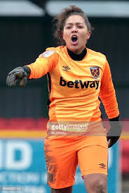 West Ham United Ladies Latoya Smith during FA Women's Premier League...  News Photo - Getty Images