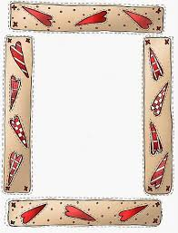 Border Rope Western Clip Art  SonWest Roundup 2013  Pinterest Country Style Borders