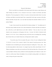 r j quotes essay romeo juliet quotes<br >who do you think was responsible for the r j quotes essay
