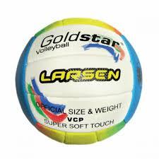 Купить <b>Мяч</b> волейбольный пляжный <b>Larsen Gold</b> Star за 640 р. у ...