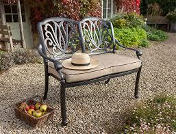 4ft garden benches