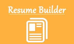 Resume Builder App Free Letter Templates Online Jagsaus Inspiration Resume Maker App