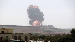 مقاتلات التحالف تستهدف اجتماعا لقيادات حوثية في مأرب