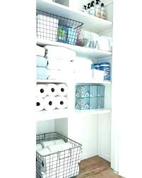 bathroom linen closet storage ideas linen closet storage ideas bathroom organization classy home interior design school