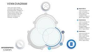 Venn Diagram Pictures Venn Diagram Material Design Powerpoint Diagram