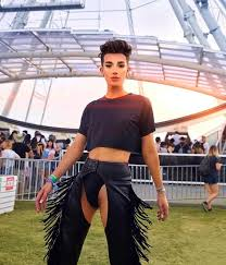 He constantly kept telling me while we were hanging out at coachella that he appreciated that i was always 100 percent honest with him. James Charles At Coachella 2018 James Charles Cochella Outfits Coachella Outfit