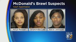 4 Suspects Accused In Downtown McDonald's Assault Face Judge – CBS  Pittsburgh