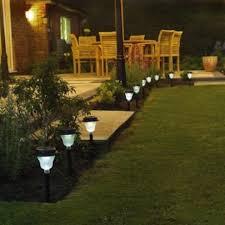 SolarPowered Garden Lights EnergyEfficient And Flexible Solar Powered Patio Lights