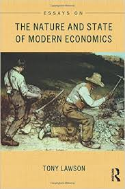 essays on the nature and state of modern economics economics as  essays on the nature and state of modern economics economics as social theory  economics books  amazoncom