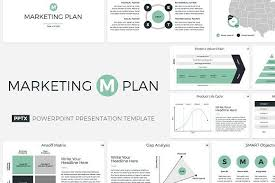 Marketing Plan Powerpoints Marketing Plan Powerpoint Template By Creativeslides On