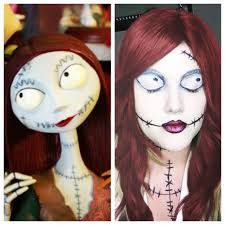 sally from the nightmare before