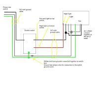 Vanity Light Wiring Diagram Diagrams For Wiring Bathroom Fan And Lights Wiring Diagram