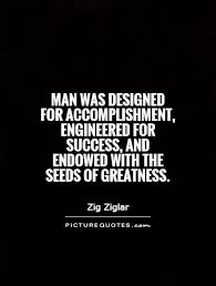 Greatness Quotes Impressive Quotes About Seeds Of Greatness 48 Quotes
