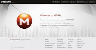 mega arrives hands on kim dotcom s new cloud storage site  enlarge