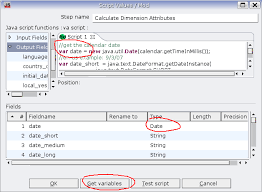 Roland Bouman's blog: Kettle Tip: Using java locales for a Date ...