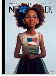 "Kadir Nelson's ""Election Results"" 