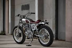 gn 250 street tracker by 2 load customs shop motoren pinterest