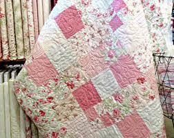 Chenille quilt   Etsy & Shabby Chenille Quilt Pattern Digital Download Adamdwight.com