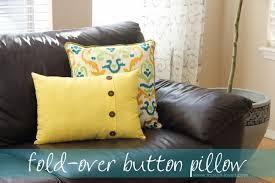 Make Decorative Throw Pillows