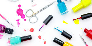 how to get nail polish out of clotheore