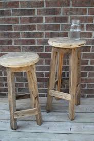 outdoor wood bar chairs designs