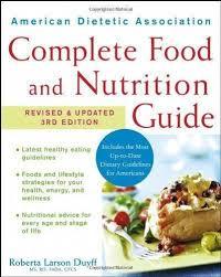 Bestseller Books Online American Dietetic Association
