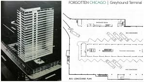 west wing office space layout circa 1990. SOM Greyhound Terminal West Wing Office Space Layout Circa 1990