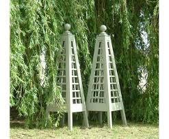 Small Picture Garden Obelisk Trellis The Gardens