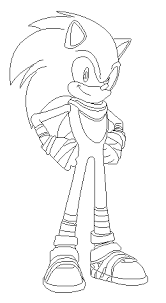 Small Picture sonic the hedgehog in sonic boom Base 9 by BlackSkullSonic89 on