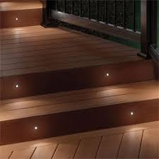 in deck lighting. Low Voltage Deck Lighting Stair U0026 Step In