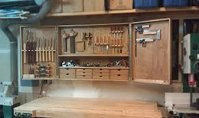 diy how to build a hanging tool cabinet plans free