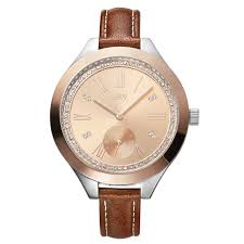 jbw watches boldly original watches for men and women jbw com jbw aria j6309d rosegold silver brown diamond watch