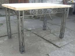 vintage metal furniture. Vintage Metal Kitchen Table Full Size Of Gracious  Modern . Furniture