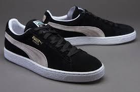 puma shoes suede black. puma suede classic eco mens shoes - black-white | my wishlist pinterest suede, pumas and sneakers black