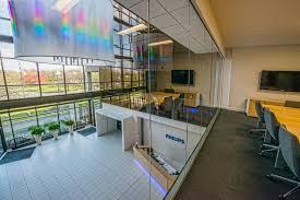 somerset nj philips lighting photo of main lobby headquarters north america