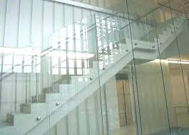 glass stair railing glass stair railing cost customized standard railings for indoor with design glass stair glass stair railing