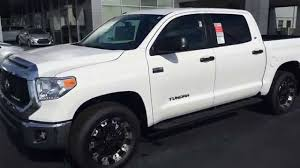 Allen's 2015 Toyota Tundra 5.7L V8 CrewMax XP by Gerald - YouTube